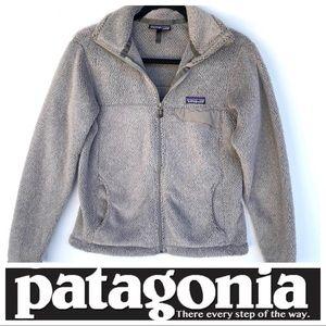 PATAGONIA • Fuzzy full zip Jacket
